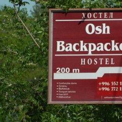 Hostel Oshbackpackers фото 2