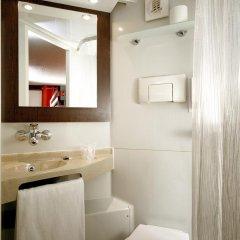 Отель Premiere Classe Lille Ouest - Lomme 2* Стандартный номер с различными типами кроватей фото 4