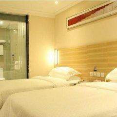 Отель City Comfort Inn Guangzhou Railway Station Sanyuanli Metro Station комната для гостей фото 3