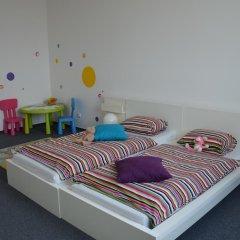 Отель Rest & Fun Center 2* Стандартный номер с различными типами кроватей фото 4