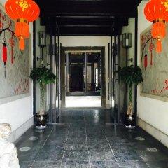 Отель Suzhou Shuian Lohas интерьер отеля