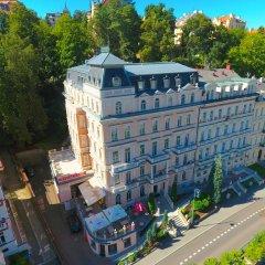 Отель Humboldt Park & Spa Карловы Вары балкон