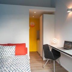 Отель Ooostel 2be Zaventem 2* Стандартный номер с различными типами кроватей фото 4