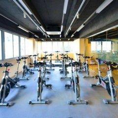 New Forestry Hotel Сямынь фитнесс-зал фото 3
