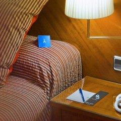 Отель Melia Plaza Valencia 4* Стандартный номер с различными типами кроватей