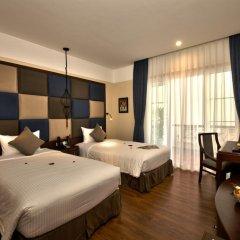 Hanoi La Siesta Hotel & Spa 4* Номер Делюкс с различными типами кроватей фото 4
