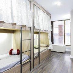 Barcelona & You (alberg-hostel) Кровать в общем номере фото 9