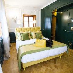 Ambra Cortina Luxury & Fashion Boutique Hotel 4* Улучшенный номер с различными типами кроватей фото 21