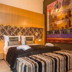 Отель INNSIDE by Melia Prague Old Town 4* Люкс повышенной комфортности разные типы кроватей фото 7