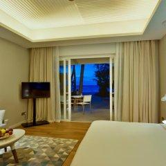 Отель Kandima Maldives 5* Вилла с различными типами кроватей фото 12