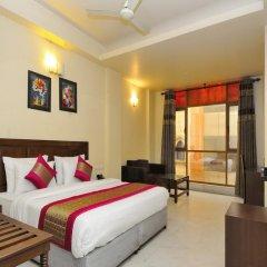 Отель Shanti Villa 3* Представительский номер с различными типами кроватей фото 2