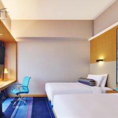 Отель Aloft Guangzhou Tianhe 3* Стандартный номер с различными типами кроватей фото 2