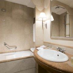 Отель Courtyard Rome Central Park ванная