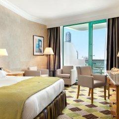 Отель Hilton Dubai Jumeirah 5* Представительский номер с различными типами кроватей