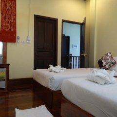 Отель Villa Somphong 2* Стандартный номер с различными типами кроватей фото 2