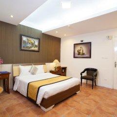 Hanoi Old Quarter Hotel 3* Номер Делюкс разные типы кроватей фото 4