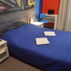 Hostel Racing Paradise Стандартный номер с различными типами кроватей фото 14