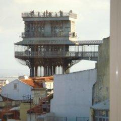 Отель Bons Dias Лиссабон приотельная территория