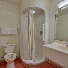 Отель Motel 6 Meridian Mississippi ванная фото 2