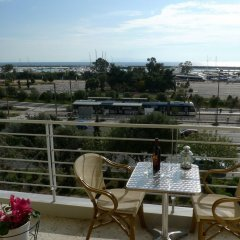 Hotel Ikaros балкон