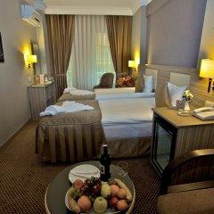 Laleli Emin Hotel 3* Стандартный номер с различными типами кроватей фото 5