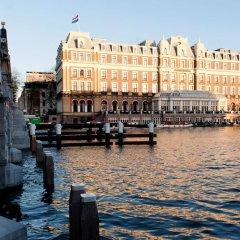 Отель Elegant City Apartment Нидерланды, Амстердам - отзывы, цены и фото номеров - забронировать отель Elegant City Apartment онлайн приотельная территория фото 2