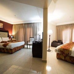 Отель Petra Moon Hotel Иордания, Вади-Муса - отзывы, цены и фото номеров - забронировать отель Petra Moon Hotel онлайн комната для гостей фото 4