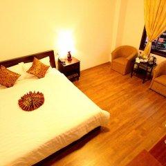 Hanoi Golden Hotel 3* Номер Делюкс с различными типами кроватей фото 5