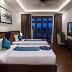 Pearl River Hoi An Hotel & Spa 3* Номер Делюкс с различными типами кроватей фото 17