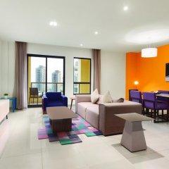 Ramada Hotel & Suites by Wyndham JBR 4* Апартаменты с различными типами кроватей фото 11