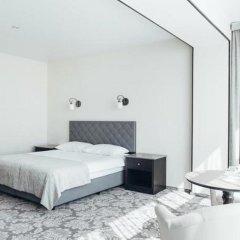 Гостиница Гала Студия с различными типами кроватей фото 13