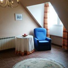 Отель Hosteria De Langre спа