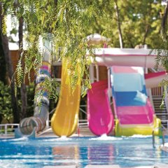 Отель Kemer Holiday Club бассейн фото 2