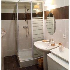 Отель Locazur - appartement proche vieux port Франция, Ницца - отзывы, цены и фото номеров - забронировать отель Locazur - appartement proche vieux port онлайн ванная фото 2