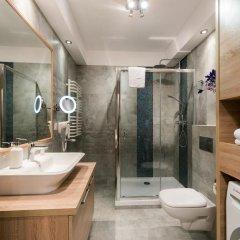 Отель EXCLUSIVE Aparthotel Улучшенные апартаменты с 2 отдельными кроватями фото 16