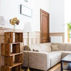 Отель Urban Suites Brussels EU Люкс с различными типами кроватей фото 26