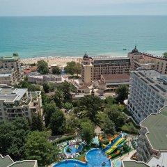 Prestige Hotel and Aquapark Золотые пески пляж