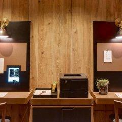 Отель 1 Hotel Central Park США, Нью-Йорк - отзывы, цены и фото номеров - забронировать отель 1 Hotel Central Park онлайн интерьер отеля фото 2