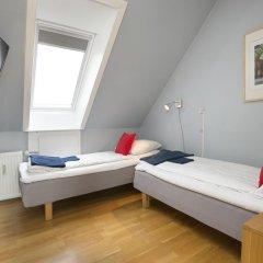 Hotel Copenhagen Apartments 2* Апартаменты с различными типами кроватей фото 4
