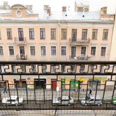 Апартаменты Apartments next to Kazan Cathedral Санкт-Петербург балкон