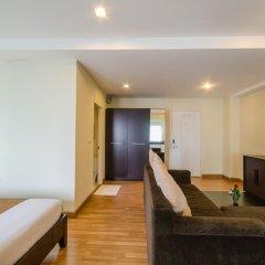Отель The Platinum Suite 3* Стандартный номер с различными типами кроватей фото 3