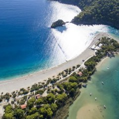 Katre Hotel Oludeniz - All Inclusive пляж
