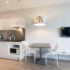 Отель Amsterdam ID Aparthotel 3* Апартаменты Премиум с различными типами кроватей фото 5