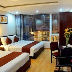 Begonia Nha Trang Hotel 3* Стандартный номер с различными типами кроватей фото 8