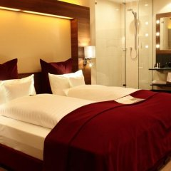 Fleming's Selection Hotel Wien-City 4* Улучшенный номер с разными типами кроватей