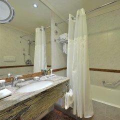 Отель Hilton Milan 4* Стандартный номер с различными типами кроватей фото 5