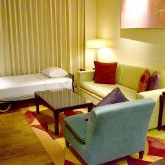 Отель Sathorn Vista, Bangkok - Marriott Executive Apartments Таиланд, Бангкок - отзывы, цены и фото номеров - забронировать отель Sathorn Vista, Bangkok - Marriott Executive Apartments онлайн комната для гостей фото 3