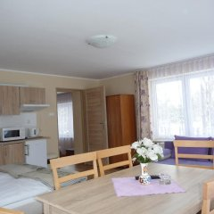 Отель Willa Limba Косцелиско в номере