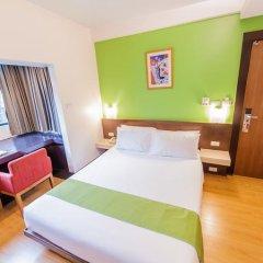Отель The Seasons Bangkok Huamark 3* Стандартный номер с различными типами кроватей фото 6