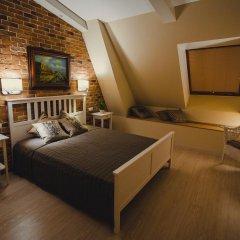 Гостиница Гларус 2* Стандартный номер с различными типами кроватей фото 8